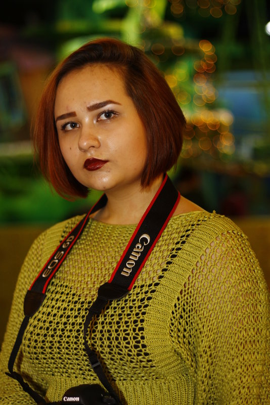 Портрет фоторграфа - astanafoto kazakhstan