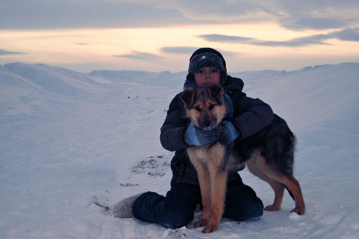 Кто верен и предан - так это собака... - Евгений Юрков