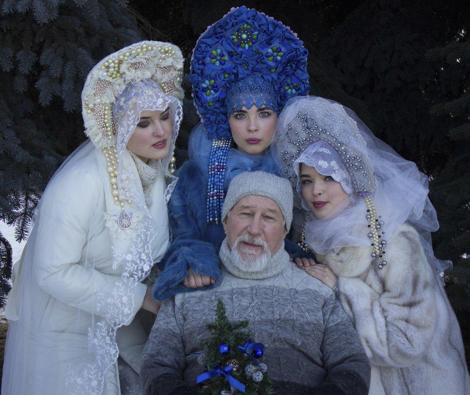 Внучки дедушки Мороза - Natalia