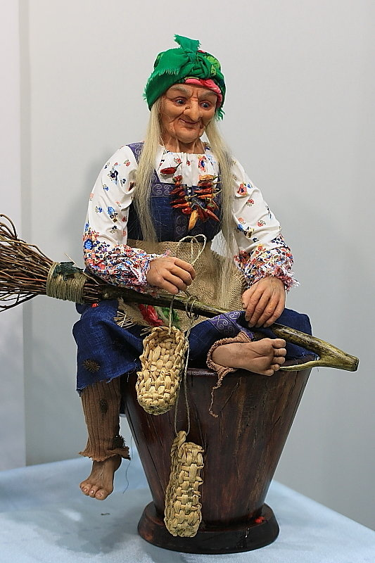 Мир кукол. (3) - Николай Кондаков