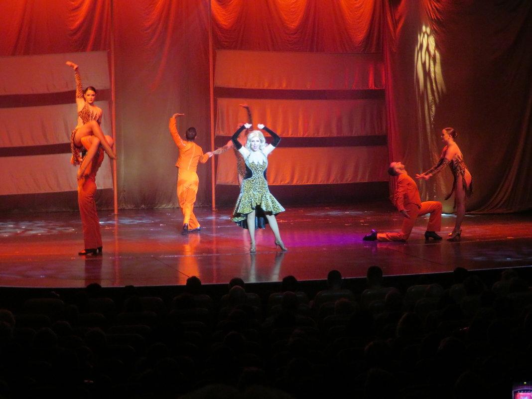 Музыкальное шоу в круизе - Natalia Harries