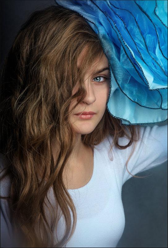 Голубая роза - Елена Ерошевич