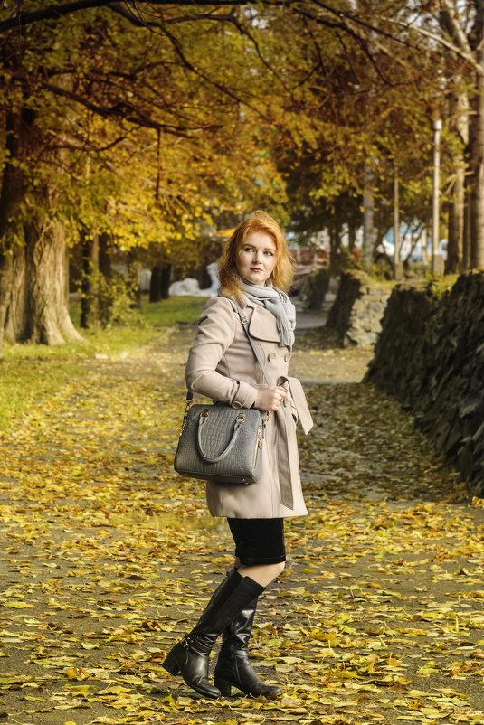 Осень в самом разгаре... - Татьяна Шторм