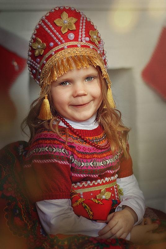 Русская красавица - Дарья