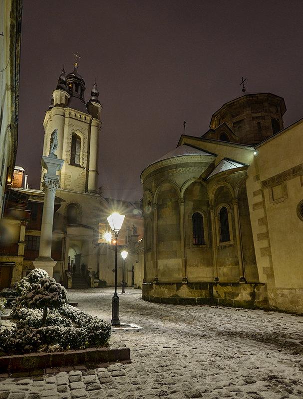Зимний вечер - john dow