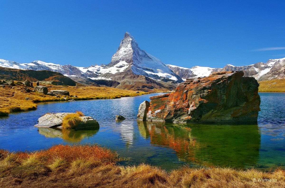 Эта осень в горах как одно волшебство - Elena Wymann