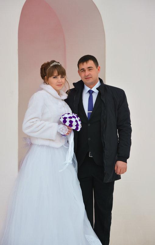 Зимняя свадьба - АЛЕКСЕЙ ФОТО МАСТЕРСКАЯ