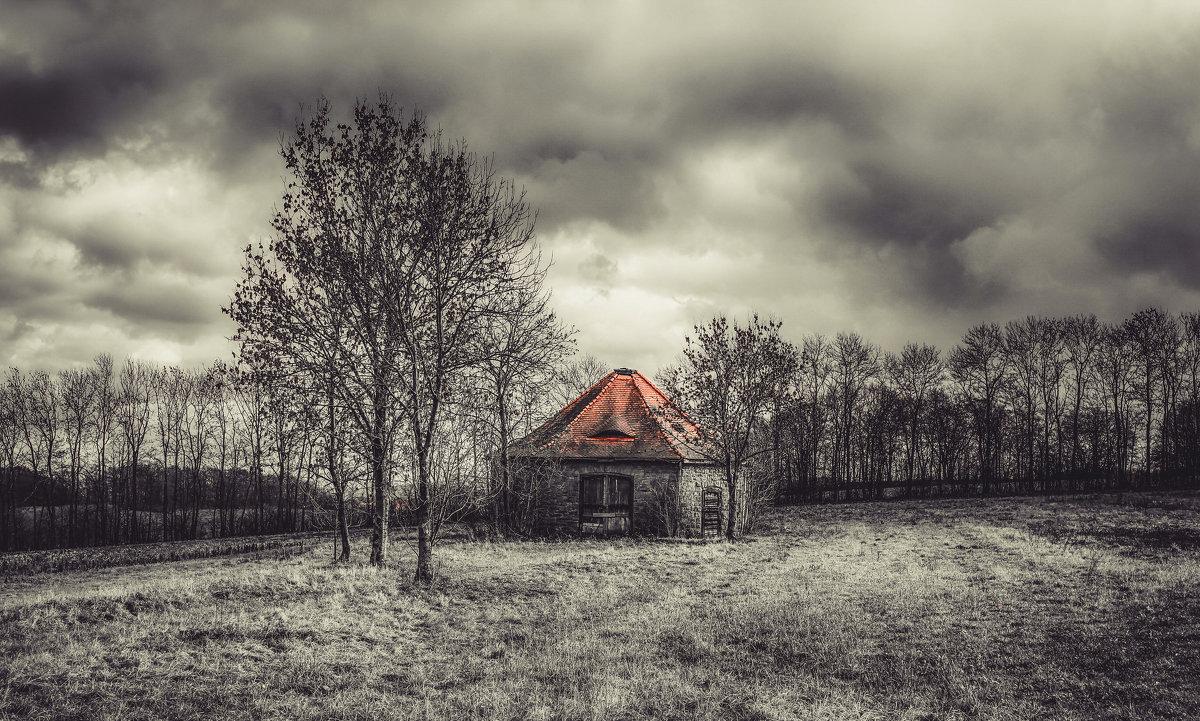 Осенний день в Германии......... - Александр Селезнев