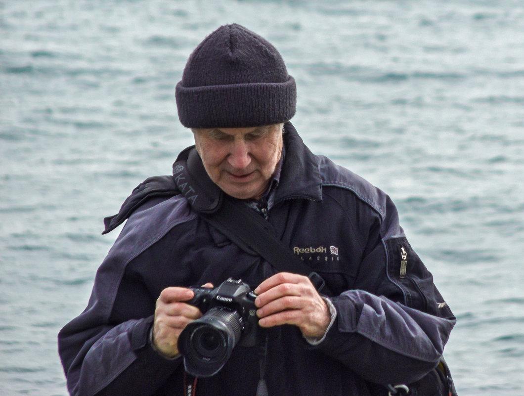 Портрет фотографа - Варвара