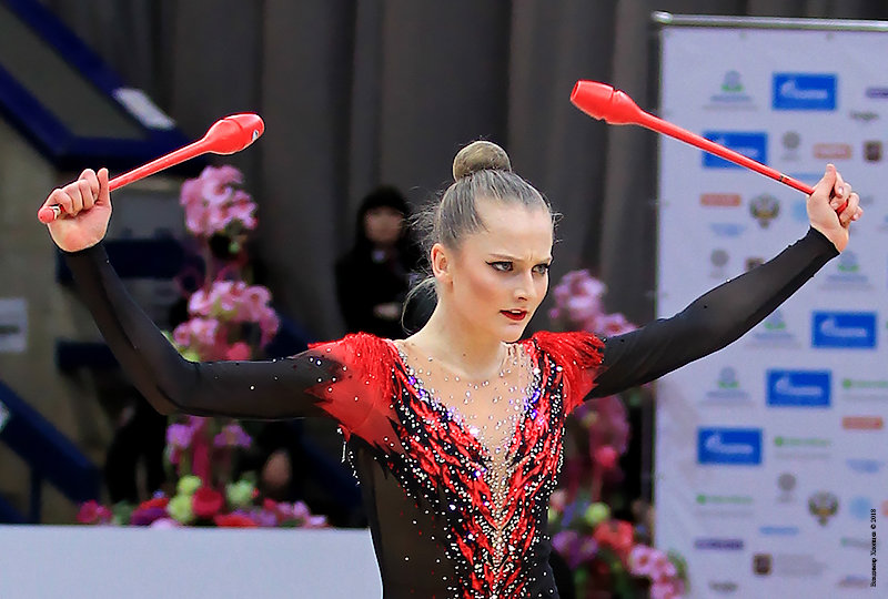 Гран-при. Москва 2018 - Владимир Хлопцев