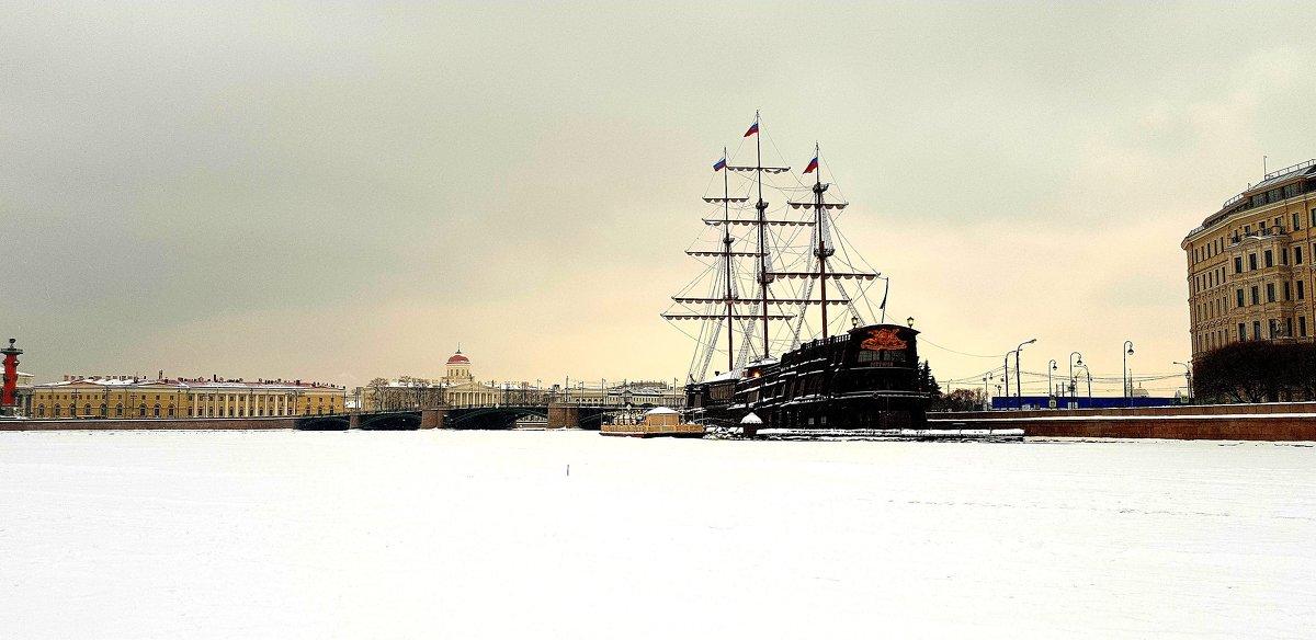 Зимний Питер - Vadim Zharkov