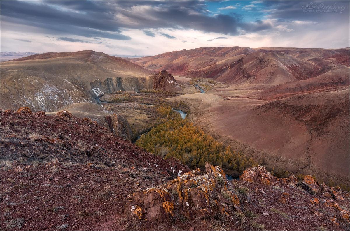 Марсианский пейзаж - Влад Соколовский