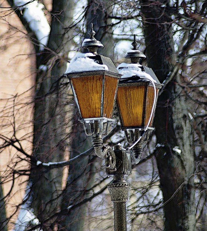 фонари - юрий иванов