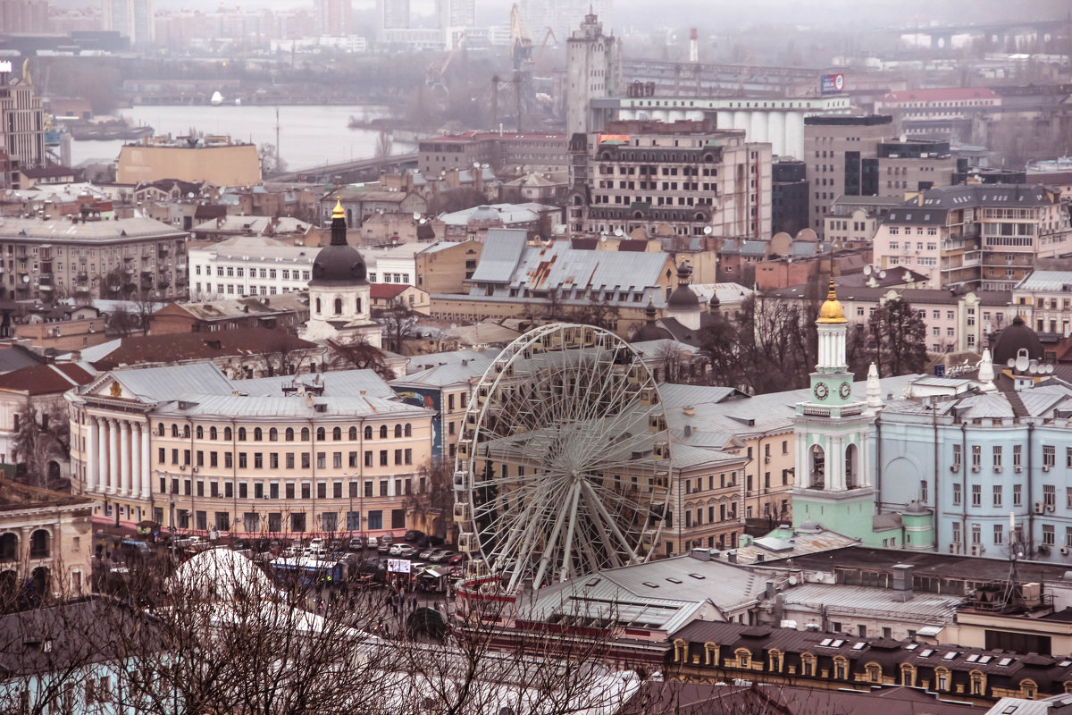 Мой город - Ирина Мельничук