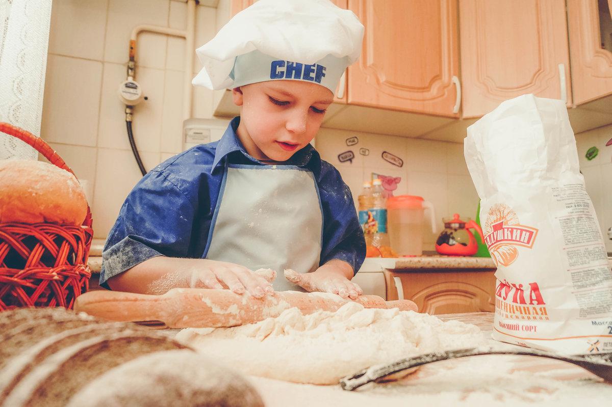 выпекаем хлеб - Irina Novikova