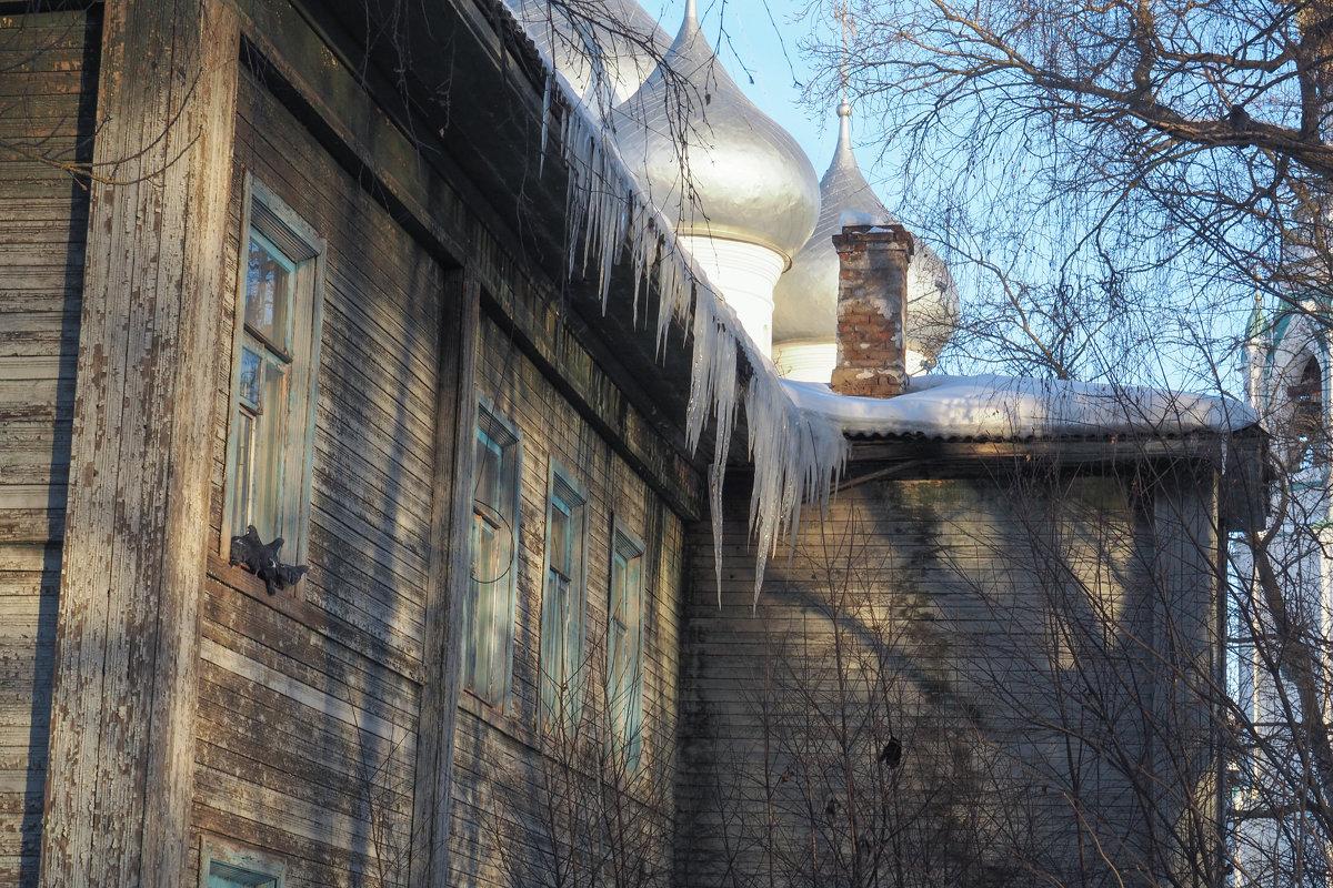 Весна в старом городе - Татьяна Копосова
