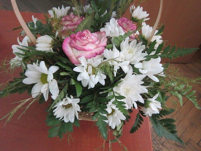 Ромашки с розами - Дмитрий Никитин