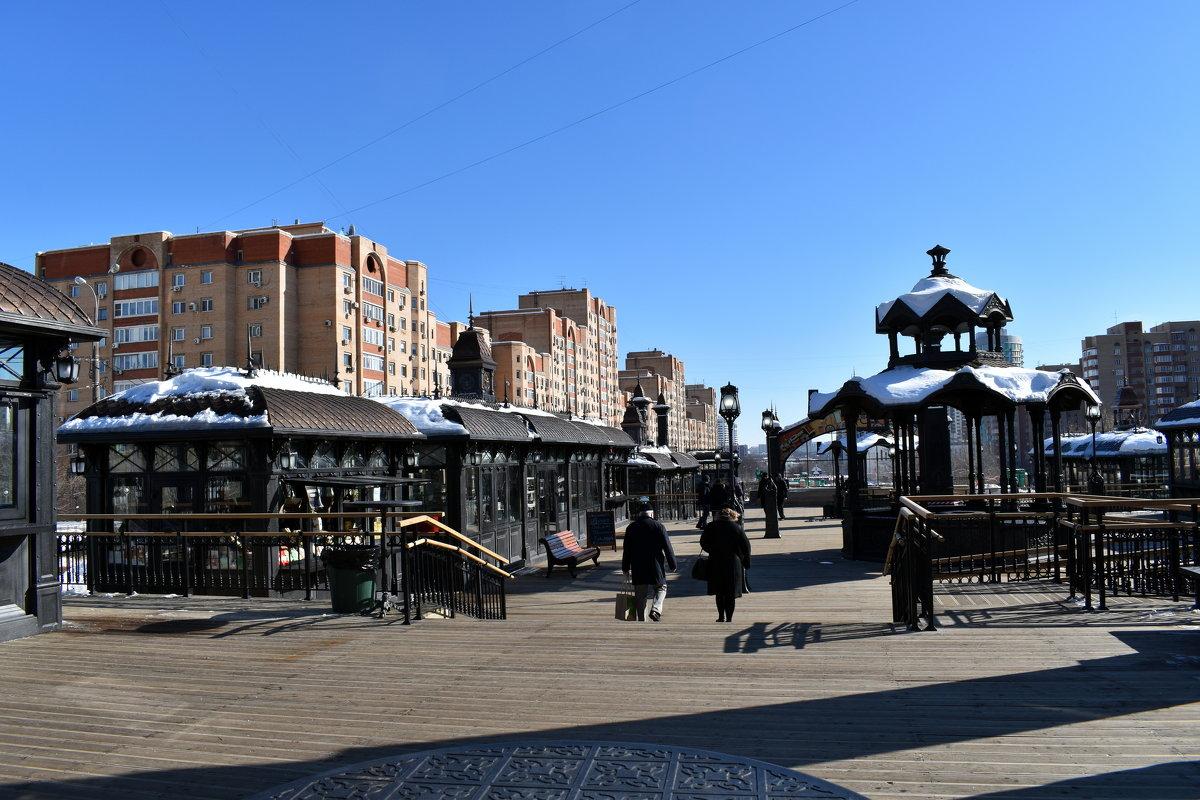 пешком по столице - tatiana