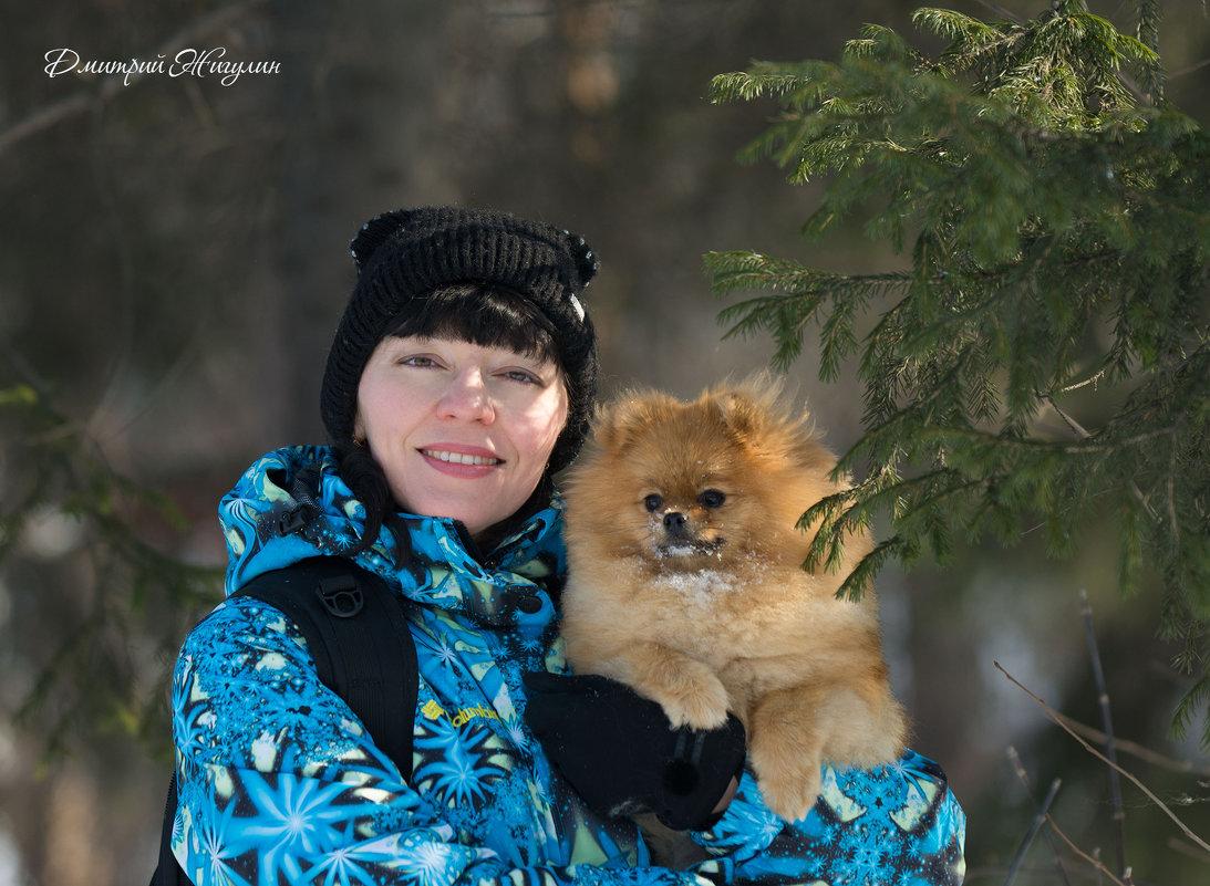 Портрет - Дмитрий .