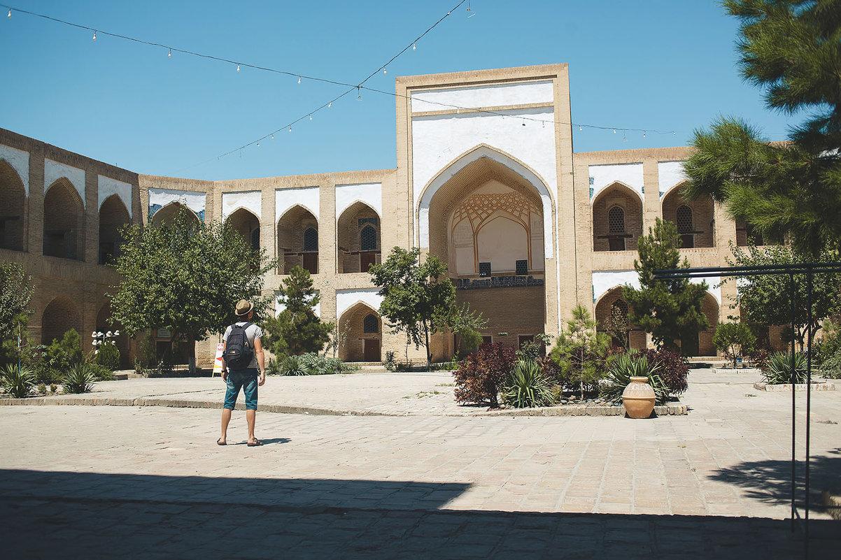 Бухара. Узбекистан - Кирилл Охват