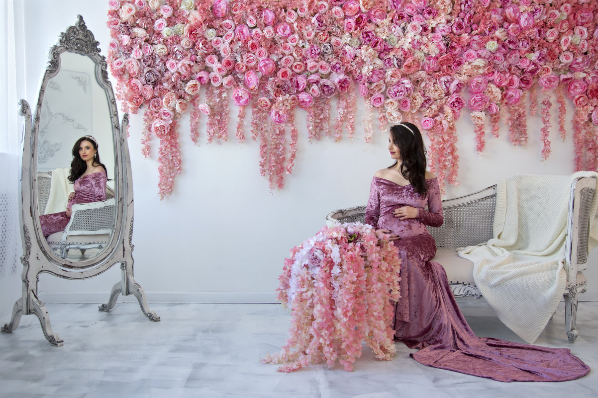 цветочное наслаждение - Елена Лукьянова