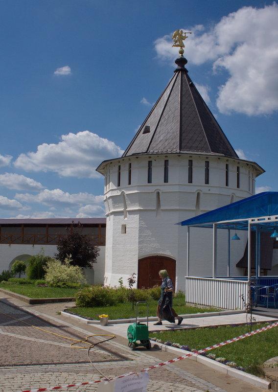 Будни Высоцкого монастыря - Лира Цафф