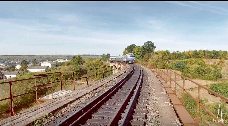 Поезд - Lybov
