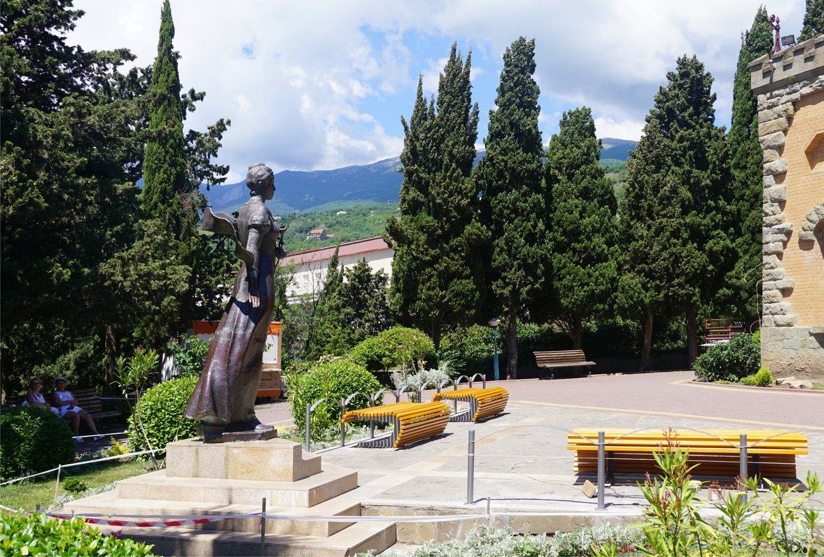 Скульптура Княгини Гагариной - Наталия Григорьева