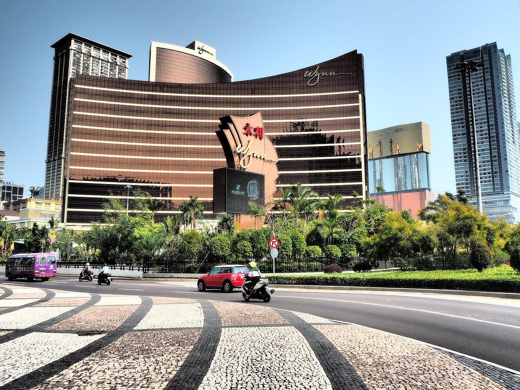 Wynn Macau игорно-гостиничный комплекc - Swetlana V