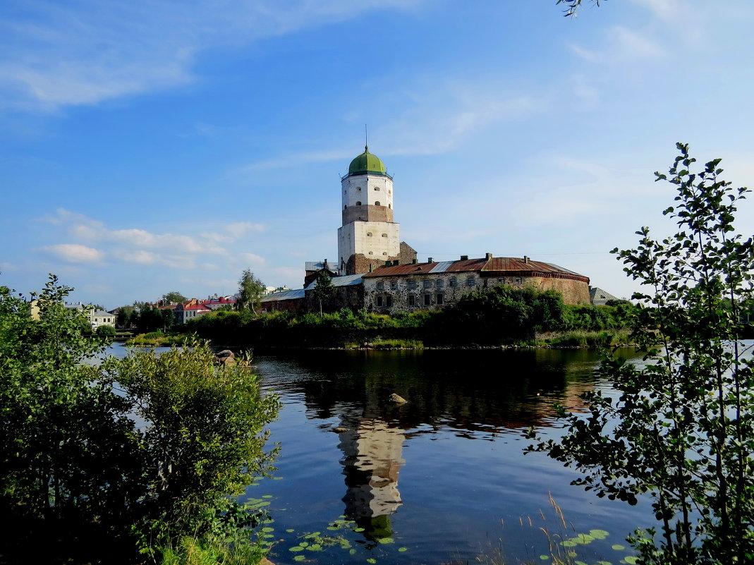 Выборгский замок - Светлана