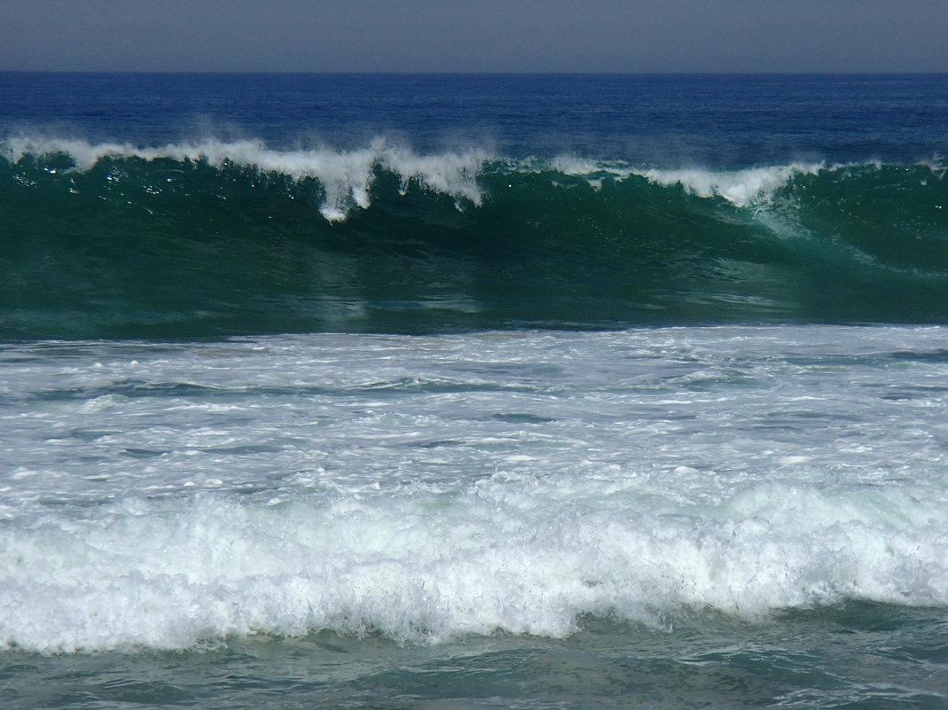 Океанская волна - Надежда Гусева