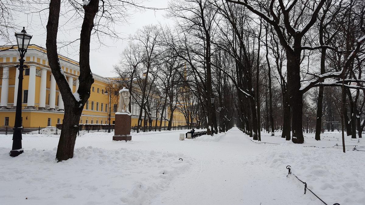 Санкт-Петербург - Olga
