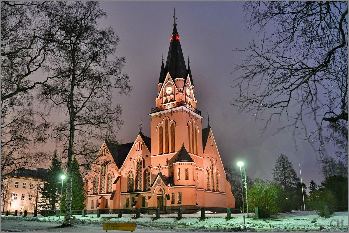 Церковь в финском Кеми - Сергей Никитин