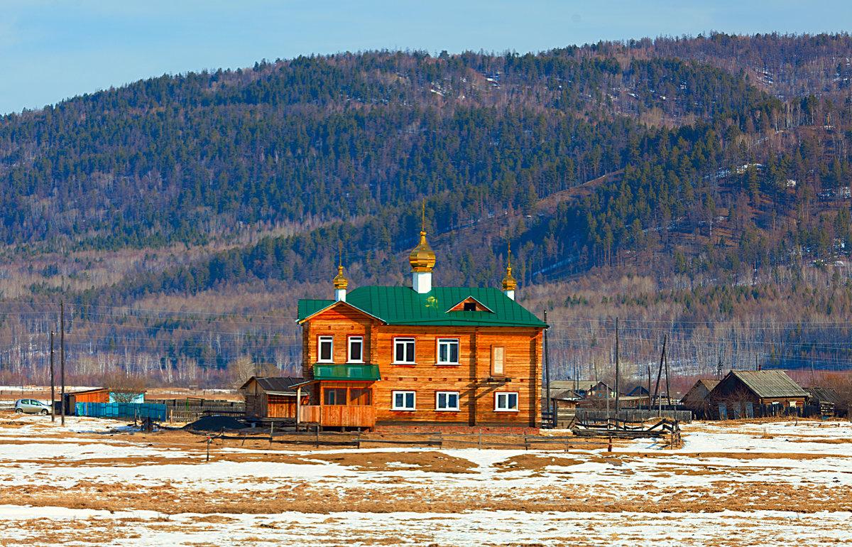 Церковь у гор - Анатолий Иргл