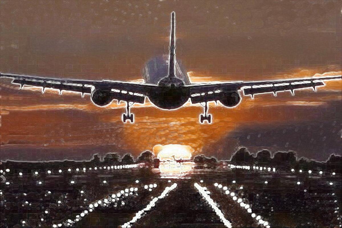 Ваш полет, моя аранжировка. - irina Schwarzer