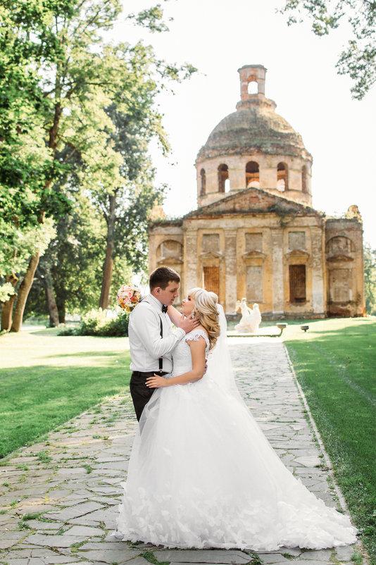 Свадебная фотосессия Смоленск - Мария Зубова