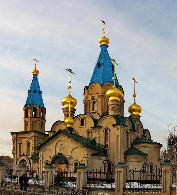 Благовещенский Собор - Михаил Сипатов