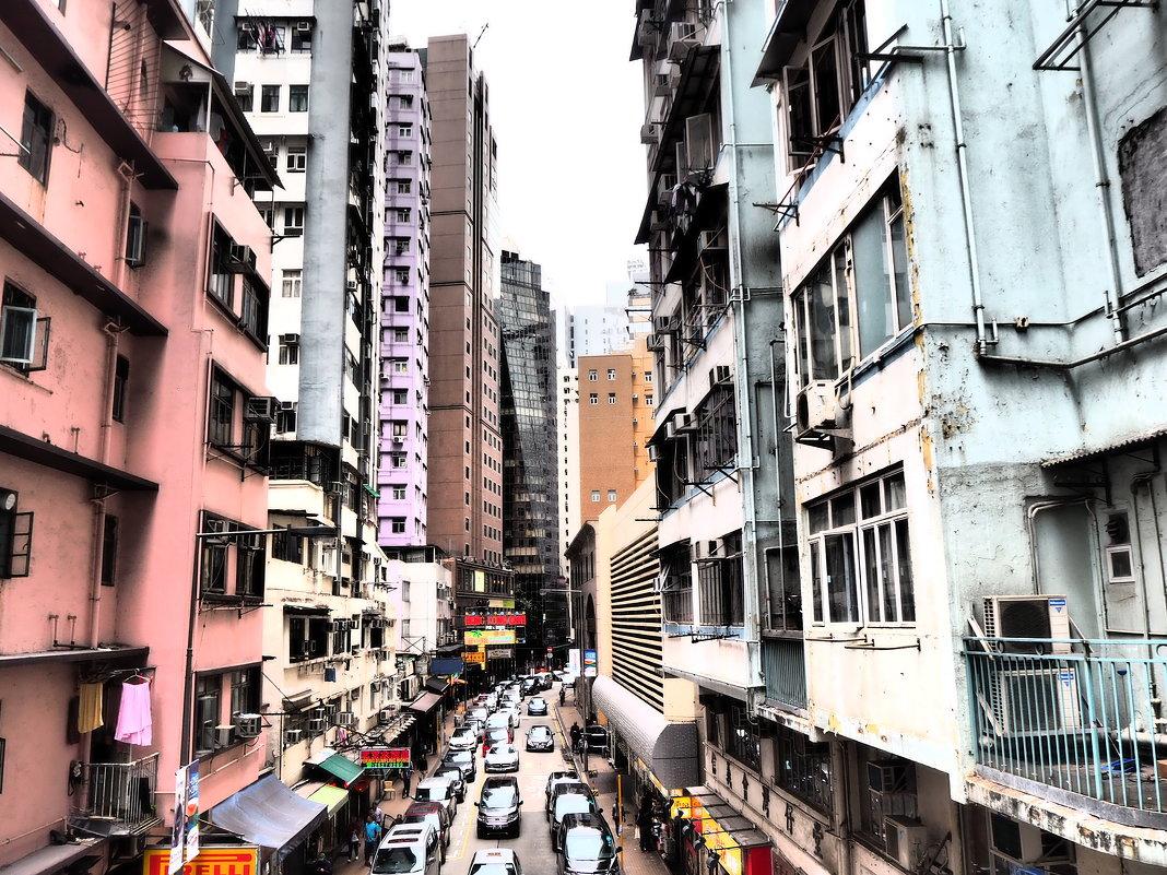 Гонконг – город контрастов - Swetlana V