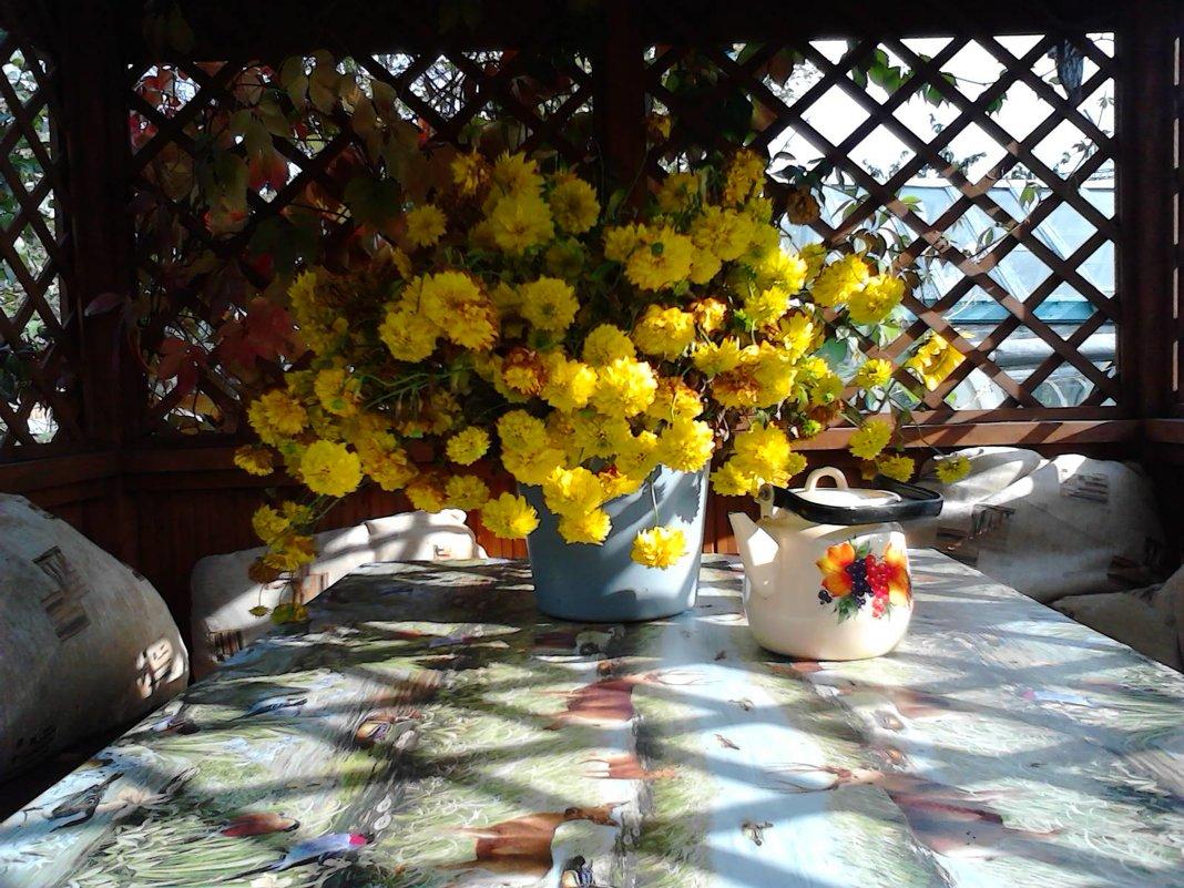 Цветы - Елена