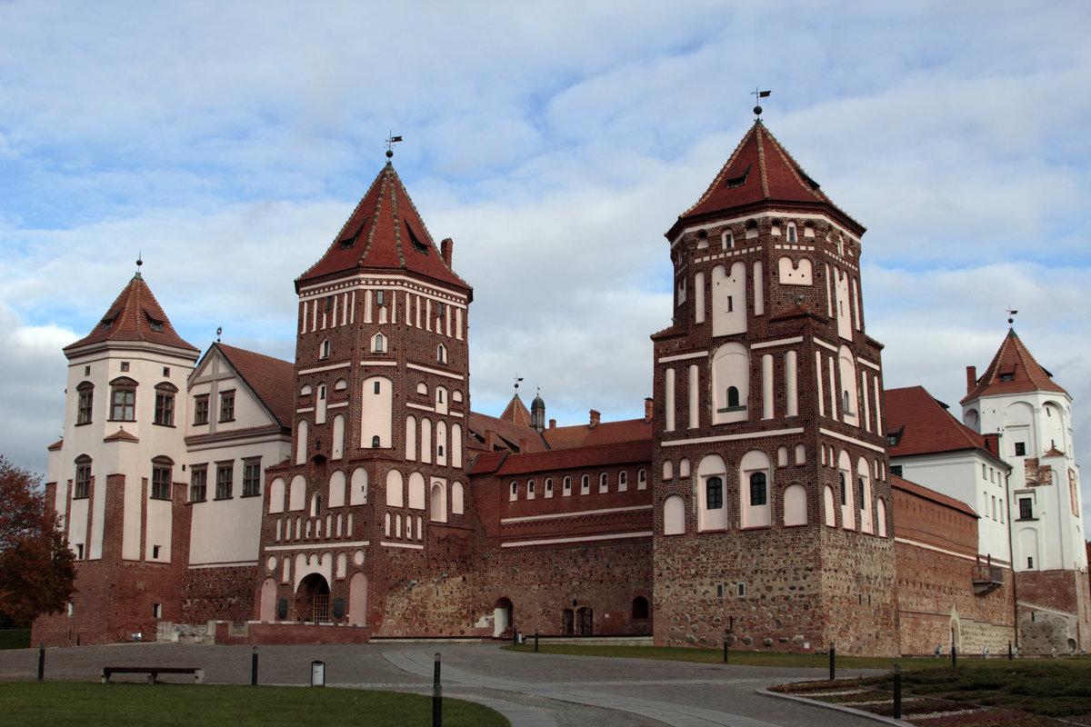 Мирский замок (Беларусь) - OlegVS S