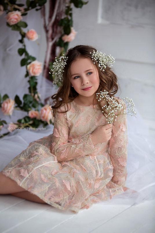 Весна - Анна Локост