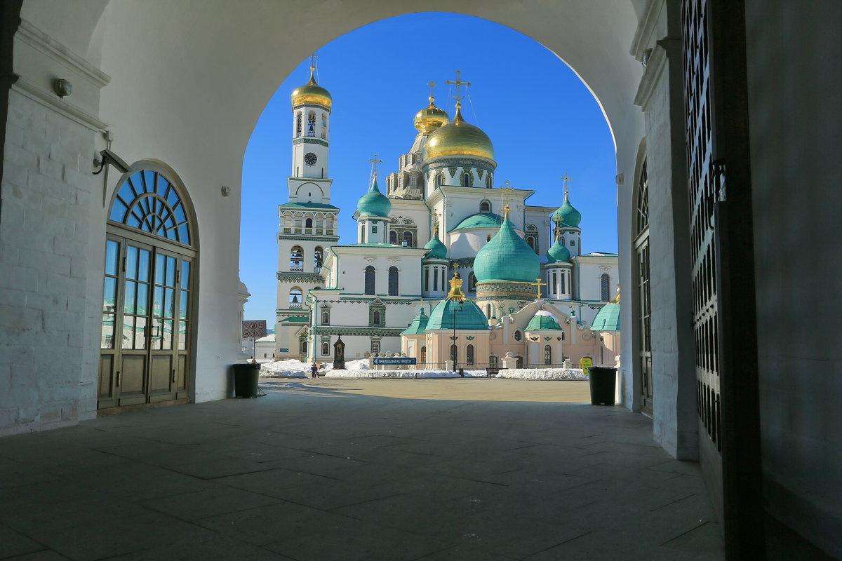 Г.Истра Ново Иерусалимский монастырь - ninell nikitina