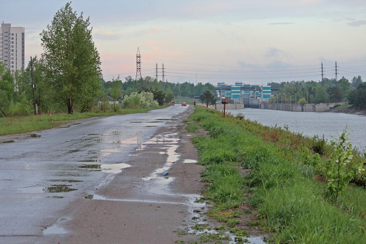 После дождя на канале - Марина Таврова