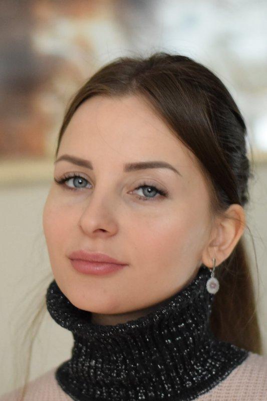 портрет - Ксения Жильникова