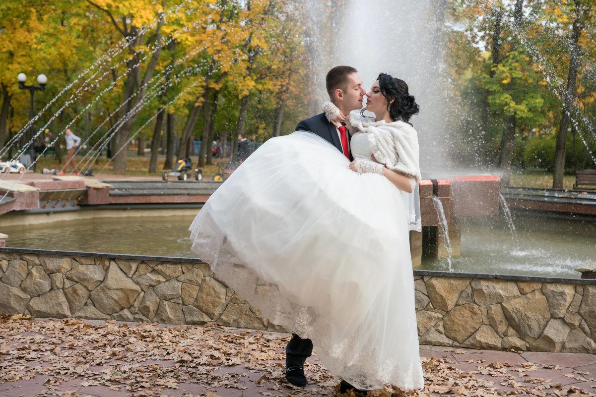 свадьба в октябре - Юрий Удвуд