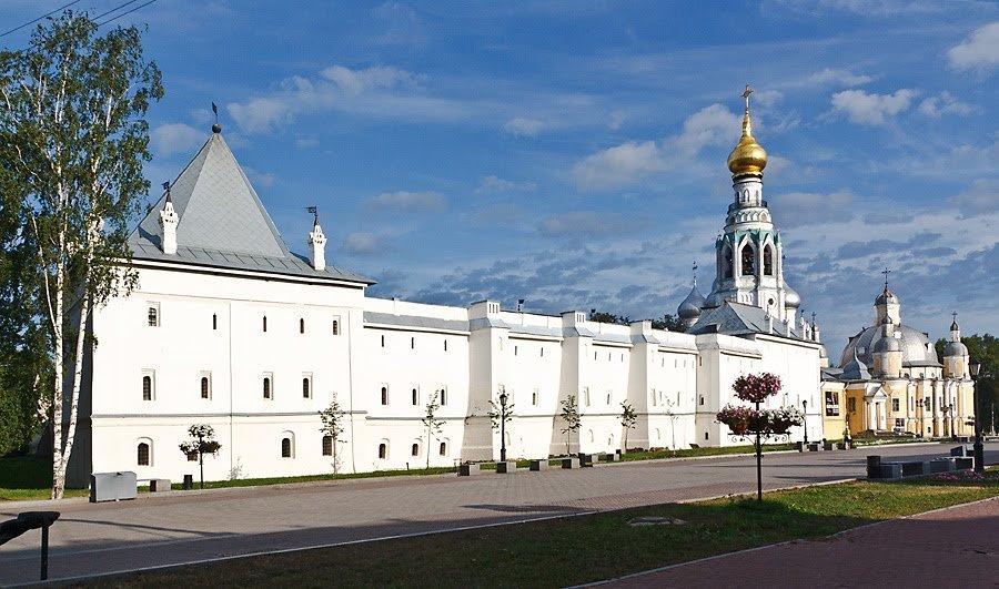 Вологодский Кремль - MILAV V