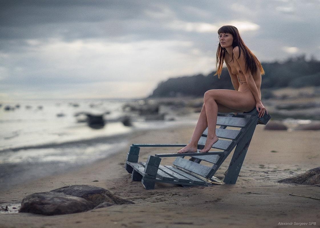 Дикий пляж - Александр Сергеев
