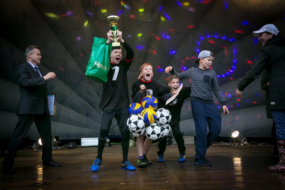 Мы чемпионы! - Александр Силинский