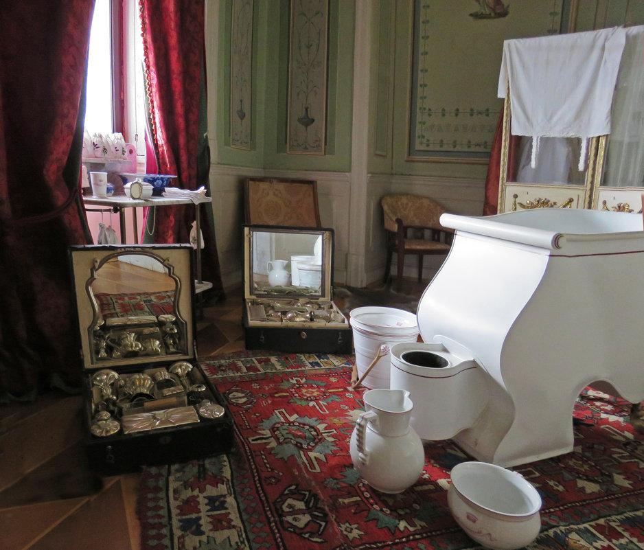 Туалетная комната замка - ИРЭН@ Комарова