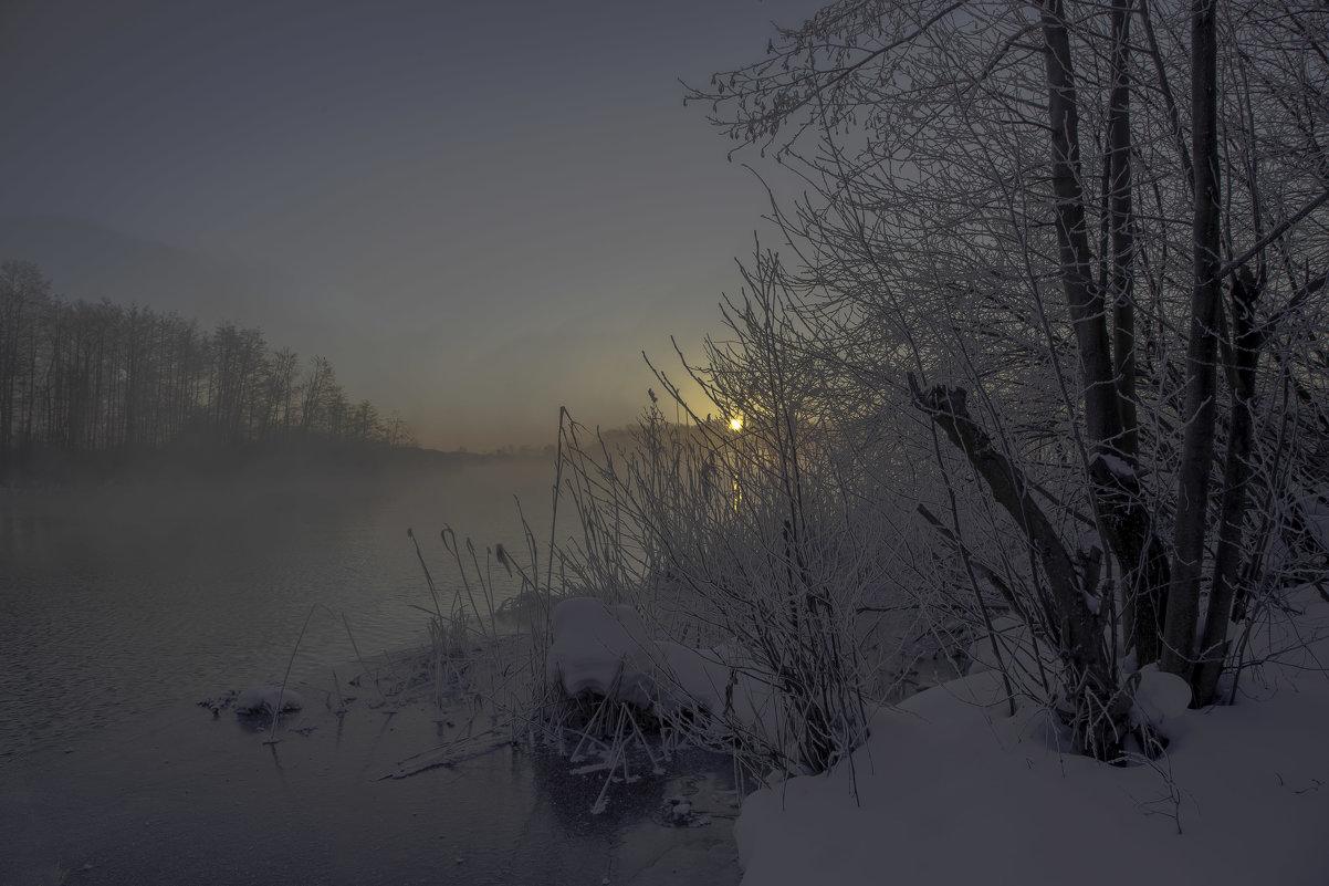 Зимний туман - Александра